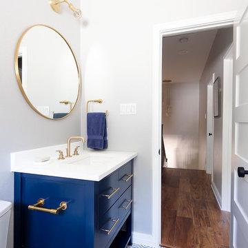 Courtyard || Remodel || Austin, Texas || Bathroom
