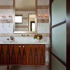Contemporary Bathroom by Dalgleish Construction Company