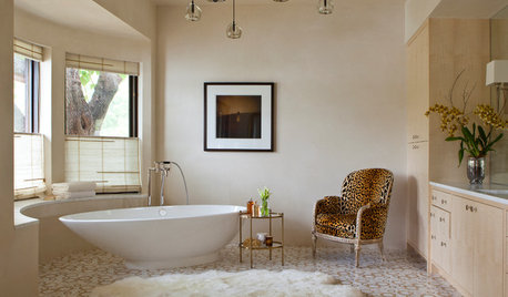 Vive La Différence! Make Your Bathroom Stand Out From the Crowd