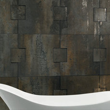 Industrial Bathroom COVERINGS 2013