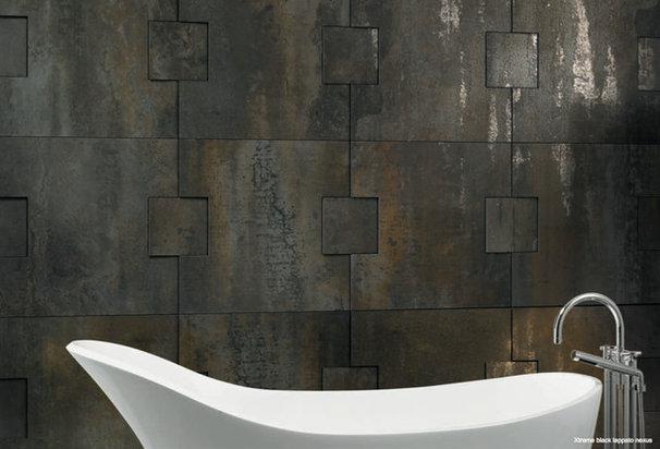 Industrial Bathroom COVERINGS 2013
