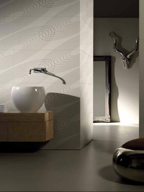 Coverings 2013 for Viva ceramica miroir