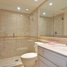 Traditional Bathroom by Edgewater Contractors Inc