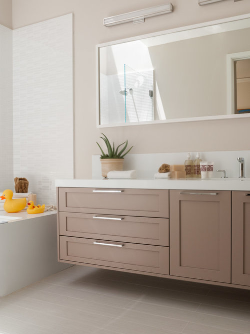 Strasser Shaker Vanity Ideas, Pictures, Remodel and Decor