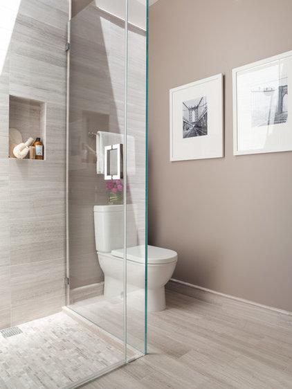 Contemporary Bathroom by citidev, inc