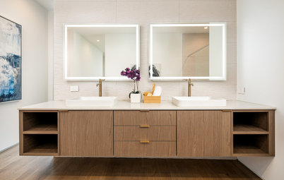 New This Week: 7 Inspiring Double-Vanity Setups