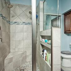 Traditional Bathroom by Clear Choice Interior Design