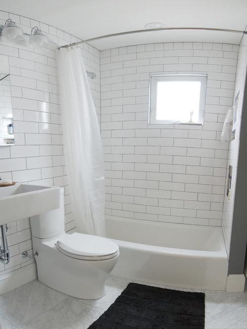 Salles de bains et wc avec un placard porte vitr e for Placard suspendu salle de bain