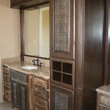 Traditional Bathroom by Coxco General Contractors Inc