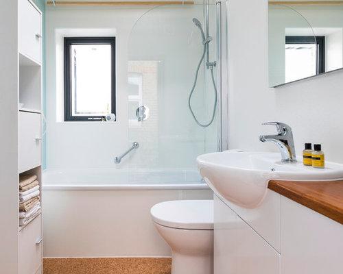 Schön Korkboden Badezimmer Moderne Badezimmer Mit Korkboden Ideen Beispiele Fr  Die   Korkboden Badezimmer