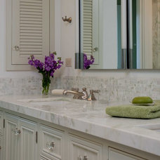 Traditional Bathroom by Gatling Design