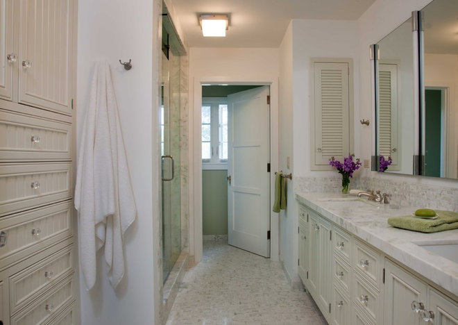 Traditional Bathroom by Gatling Design