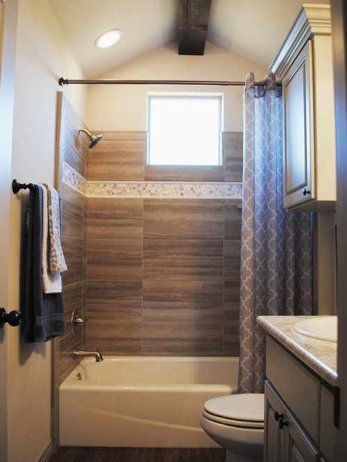Eclectic Bathroom Design Ideas Renovations Photos With Laminate Benchtops