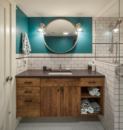 New This Week 4 Stylish Bathroom Vanity Areas