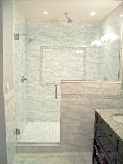 Traditional Bathroom Cozy Master Bath