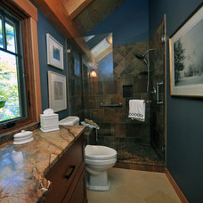 Traditional Bathroom by All in the Details