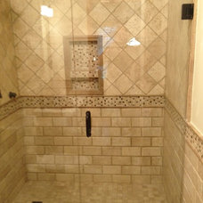 Traditional Bathroom by Southern Comfort Homes of Louisville