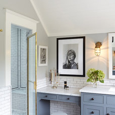 Traditional Bathroom by Lewin Wertheimer
