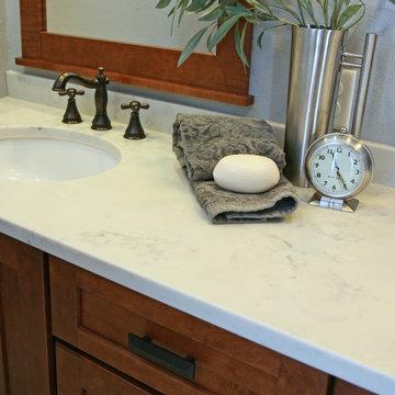 Craftsman Master Bath Remodel