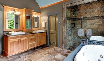 Craftsman, Master Bathroom, Redmond