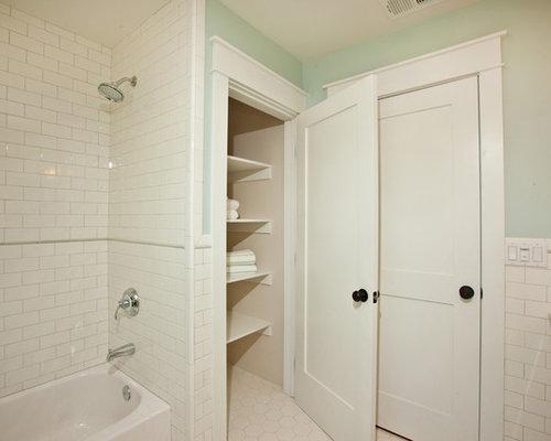 bathroom linen closet ideas, pictures, remodel and decor
