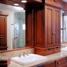 Traditional Bathroom by Parrish Construction