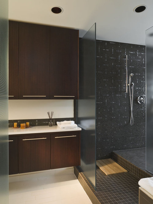No Step Shower Houzz