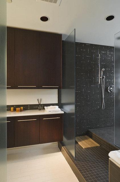 Contemporary Bathroom by Giulietti Schouten Architects