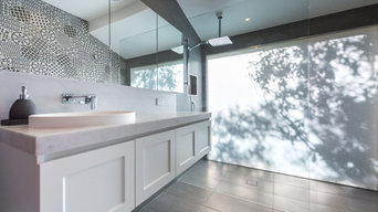 Creating a large luxurious bathroom in Box Hill North, Victoria
