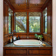 traditional bathroom by The Anderson Studio of Architecture & Design