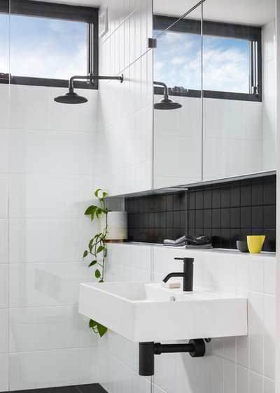 Contemporary Bathroom by Architected