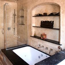 Contemporary Bathroom by Bradco Kitchens & Baths