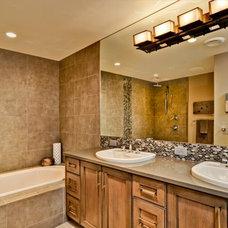 Traditional Bathroom by Brooke Seidl