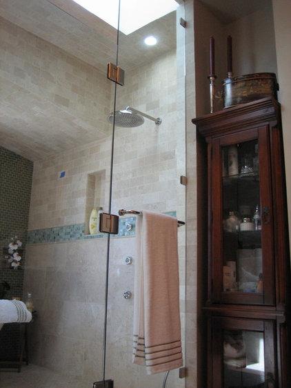 Contemporary Bathroom by Angel City Builders