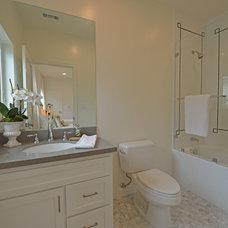 Contemporary Bathroom by Georgette Westerman Interiors