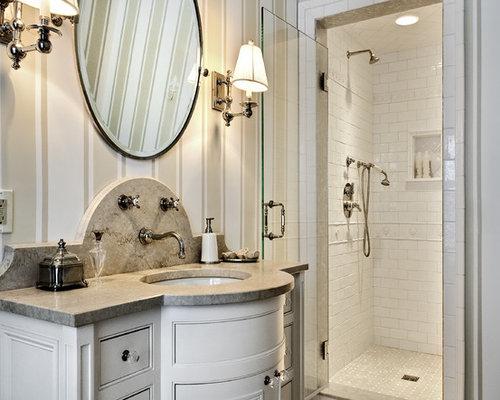 Tile Bathroom Trim tile trim shower | houzz
