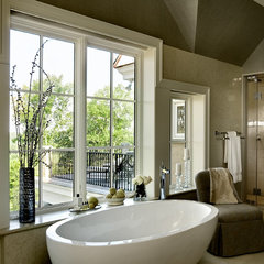 bathroom by Crisp Architects
