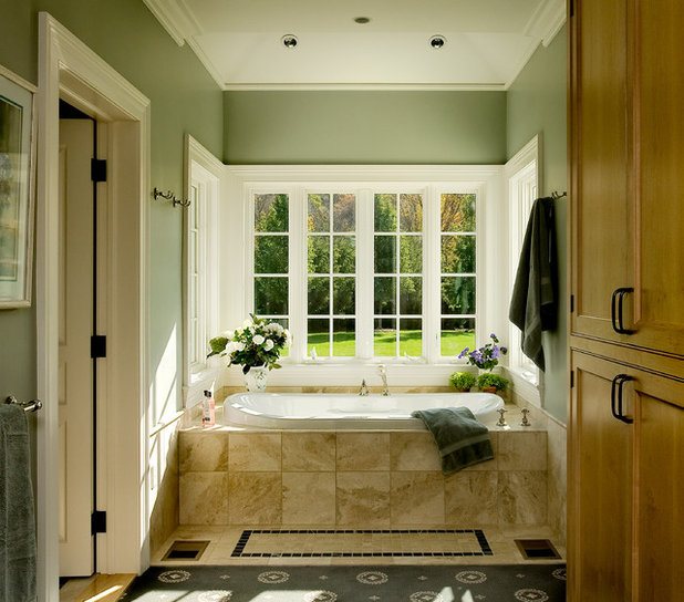 Houzz Crisp Architects: Color Guide: How To Work With Green