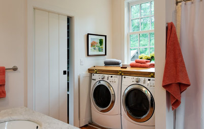 How to Squeeze a Utility Area into Any Size Home