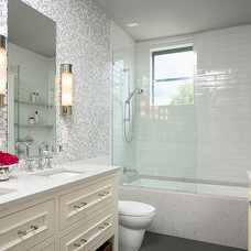 Traditional Bathroom by Fiddlehead Design Group, LLC