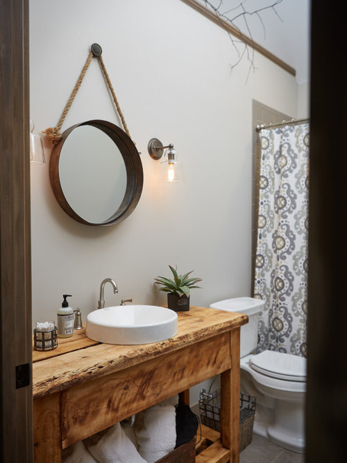 Rustic Grand Rapids Bathroom Design Ideas Remodels Photos