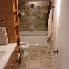 Traditional Bathroom by THOMAS VET BUILDING & REMODELING LLC