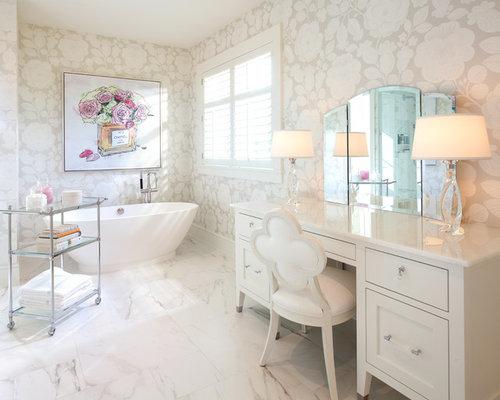 SaveEmail. Chanel Bathroom Design Ideas  Remodels  amp  Photos