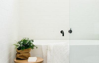 10 Beautifully Minimal Bathrooms