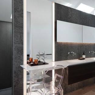 . Small Space Shower Modern Bathroom Ideas   Houzz