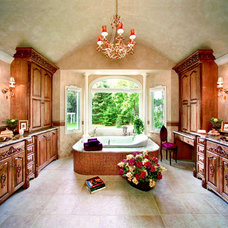 Traditional Bathroom by Karlson Kitchens