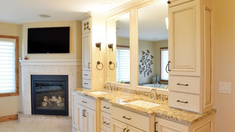 Crystal Cabinets- Master Suite Retreat
