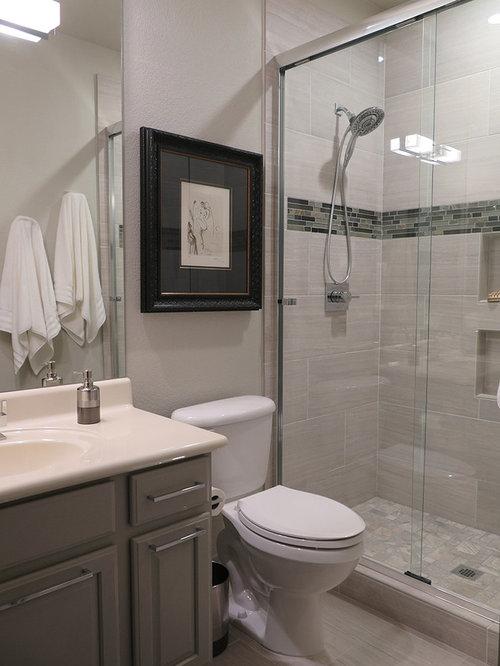 moderne duschb der mit granit waschtisch ideen f r die. Black Bedroom Furniture Sets. Home Design Ideas