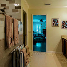 Traditional Bathroom by Sunset Properties of Tampa Bay