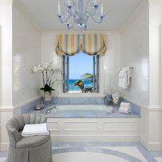 Traditional Bathroom by ABC Worldwide Stone